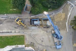 Baustelle Zöblitzer Straße beendet