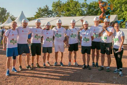 Als starkes Team gemeinsam ins Ziel – Firmenlauf 2019