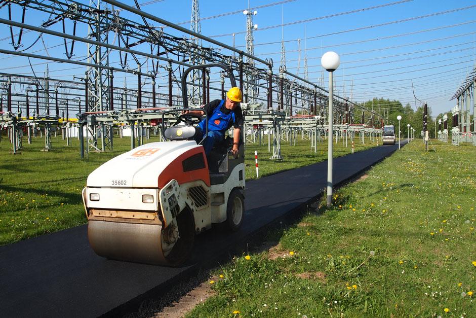 Umspannwerk Röhrsdorf
