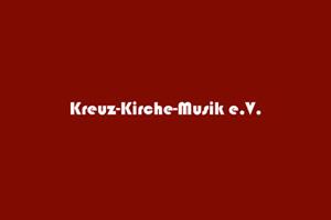 Kreuz-Kirche-Musik e. V. in Chemnitz