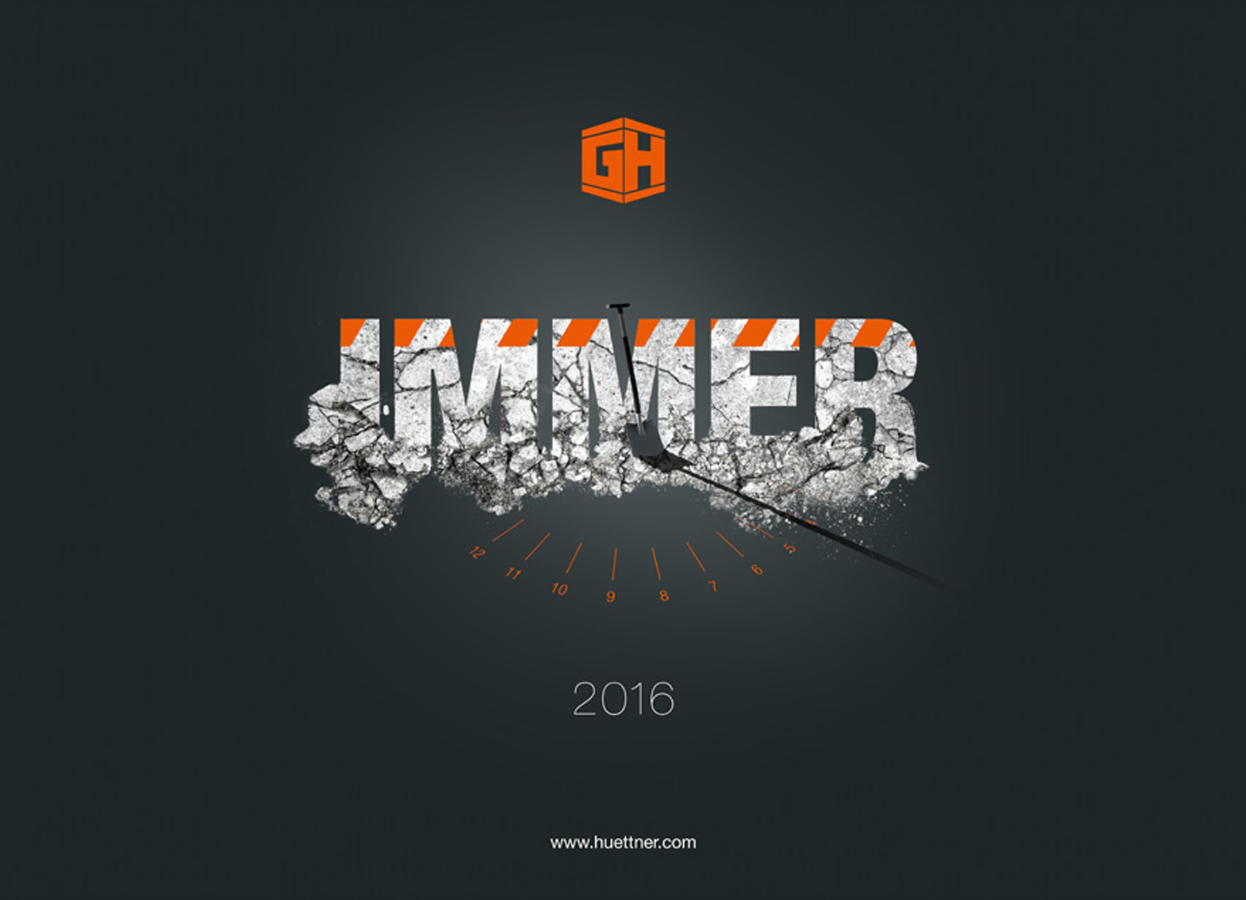 Hüttner-Kalender 2016